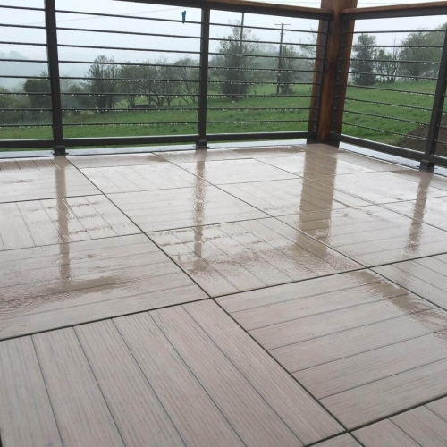 Polyroof Balcony Water Proofing