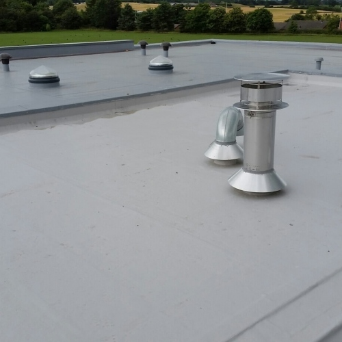 Residential Properties Roofing Projects